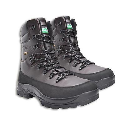 Ridgeline Leather Waterproof Hunting Shooting Boots Thinsulate Warm Stalking New