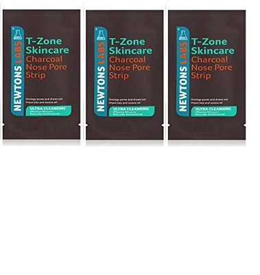 T-Zone Charcoal Clear Out Nose Pore Cleansing Blackheads & Spots - 6 Strips