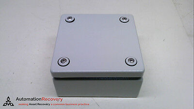 Rittal Kl 1514.510, Terminal Box Without Flange, 150 X 150 X 80,, See De #225851