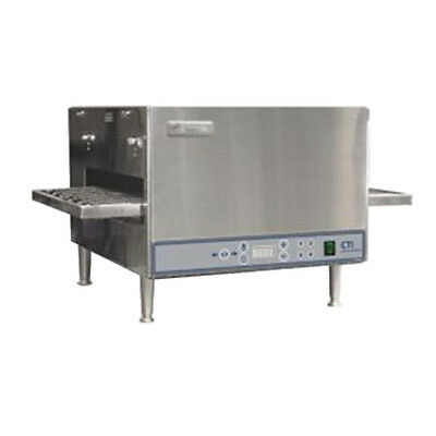Lincoln 2500-2 Electric Countertop Double Stack Conveyor Oven