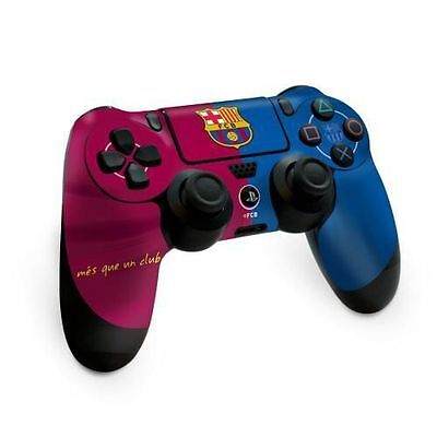 Official Licensed Football Product FC Barcelona PS4 Controller Skin Playstation