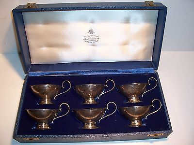 Anderson Stockholm 830S Silver Cups Cgh Hand Hammered