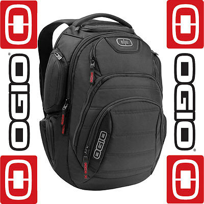 Ogio Renegade Rss Black Laptop Camera Motorcycle Motorbike Rucksack Backpack Bag