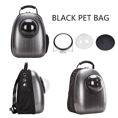 Astronaut Dog Space Cat Pet Puppy Capsule Breathable Backpack Carrier Travel Bag