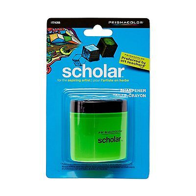 Prismacolor Scholar Pencil Sharpener, Office, School, Home, New,  Free Shipping
