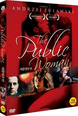The Public Woman - Andrzej Zulawski, Francis Huster, 1984 / NEW