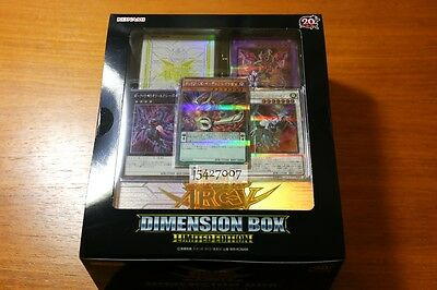 Yugioh DBLE 【2016 Dimension Box Limited Edition】 Factory-Sealed