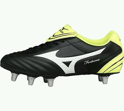 Mizuno Fortuna SP SG Men's Rugby Boots - Size 9 - Brand New in Box