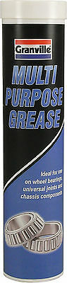 Granville Multi Purpose Grease For Bearings Joints Chassis Car 400g CARTRIDGE