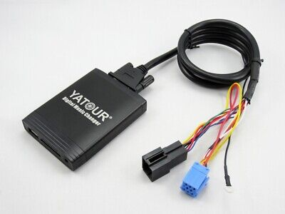 USB SD AUX Adapter Wechsler Interface MP3 passend für VW New Beetle 2005-2010