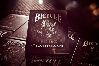 Carte da gioco BICYCLE GUARDIANS V2,poker size by Theory11