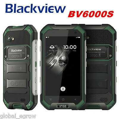 Blackview BV6000s 4G LTE Smartphone 16GB IP68 Cellulare Android 6.0 Dual SIM GPS
