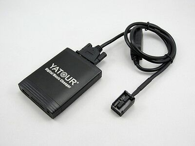 Bluetooth USB SD MP3 RD4 Adapter passend für C2 C3 C4 C5 C6 C8 Wechsler ab 2005