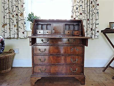 20th century bureaux antique furniture antiques 498 items picclick uk - Bureau secretaire vintage ...