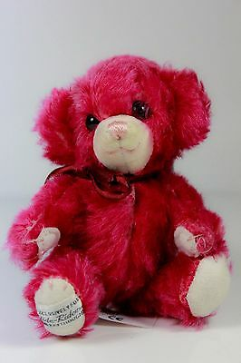 Vintage Merrythought Mohair Cheeky Bear Prototype (8)