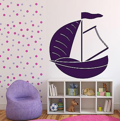 Decals Decal sailing offshore yacht boat  A19 3XXZE