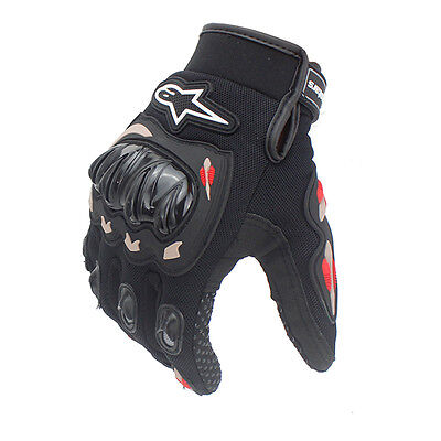 GANT MOTO ALPINESTAR VTT TRIAL - motorcycle gloves bike trial protection guanti