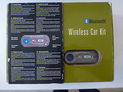 Motorola HFW8000 Bluetooth Wireless Hands-Free Car Kit