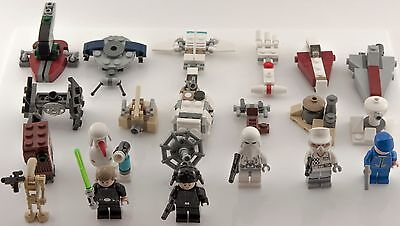 Lego Star Wars Advent Calendar 75146 Minifigures + Mini Builds - for Party Bags