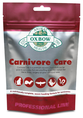 Oxbow Critical Care - Carnivore