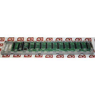 HITACHI EH-BS11A PLC MODULE BASE UNIT EH-MICRO 11 I/O - Used