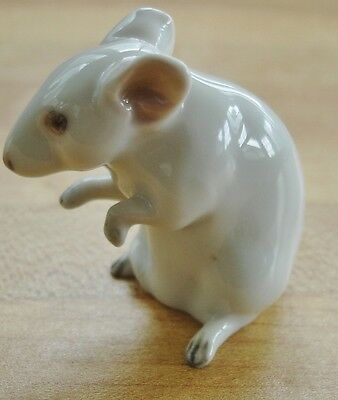 "Rosenthal Mouse Figurine #199 Small -- 1 3/4"" tall"
