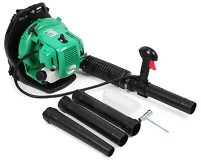 Kenley 30cc Petrol Cordless Garden Backpack Leaf Blower Power Air Sweep