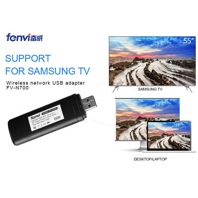 WIS12ABGNX WIS09ABGN Wireless Lan USB Adapter WiFi for Samsung Smart TV 802.11