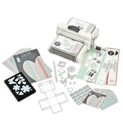 Sizzix Big Shot Plus (DIN A4) Starter Kit Stanz- und Prägemaschine My Life