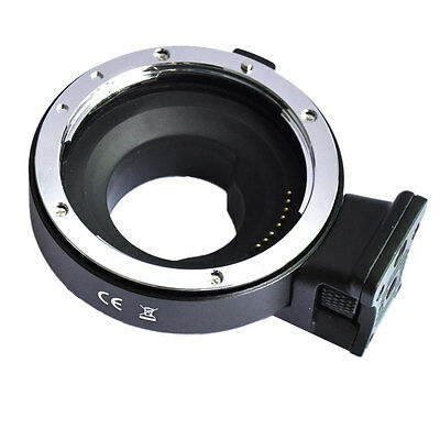 EF-MFT Lens mount adapter For Canon EF EF-S lens to Micro M4/3 Panasonic  Camera