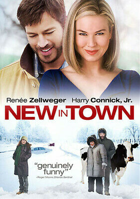 New in Town (2009) [New DVD] Full Frame, Subtitled, Ac-3/Dolby Digital, Dolby