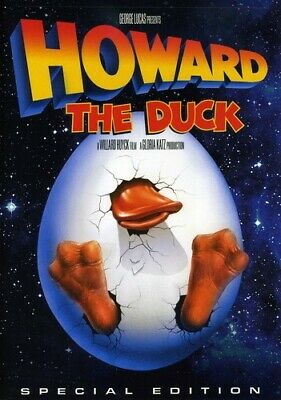 Howard the Duck (Special Edition) [New DVD] Rmst, Special Ed, Subtitled, Wides
