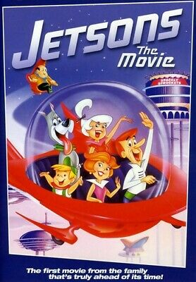 Jetsons: The Movie [New DVD] Ac-3/Dolby Digital, Dolby, Dubbed, Subtitled, Wid