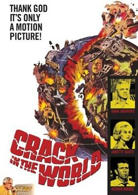 Crack in the World [New DVD]