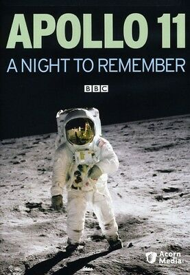 Apollo 11: A Night to Remember [New DVD]
