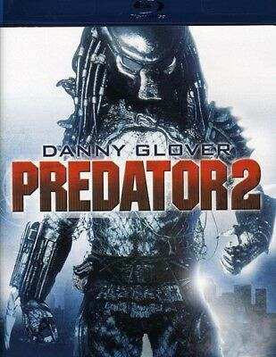 Predator 2 [New Blu-ray] Ac-3/Dolby Digital, Dolby, Digital Theater System, Du