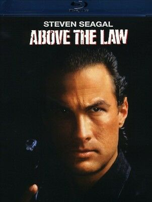 Steven Seagal - Above the Law [New Blu-ray] Widescreen