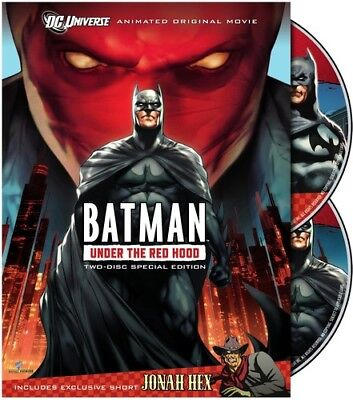 Batman: Under the Red Hood [New DVD] Special Edition, Eco Amaray Case
