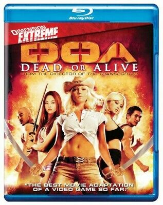 DOA: Dead or Alive Blu-ray Region A