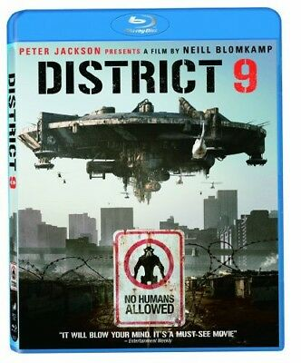District 9 [New Blu-ray] Ac-3/Dolby Digital, Dolby, Dubbed, Subtitled, Widescr