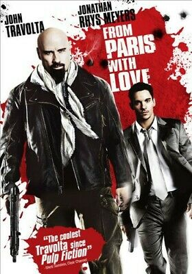 From Paris With Love [New DVD] Ac-3/Dolby Digital, Dolby, Subtitled, Widescree