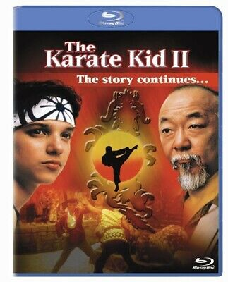 The Karate Kid Part II [New Blu-ray] Ac-3/Dolby Digital, Dolby, Dubbed, Subtit
