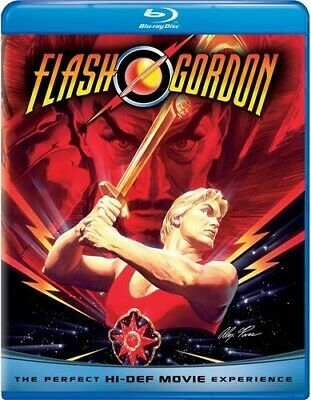 Flash Gordon (1980) [New Blu-ray] Ac-3/Dolby Digital, Dolby, Digital Theater S