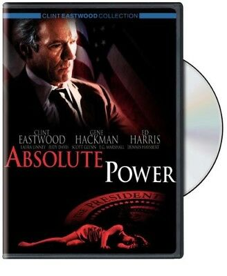 Absolute Power [New DVD] Full Frame, Repackaged, Subtitled, Widescreen, Ac-3/D