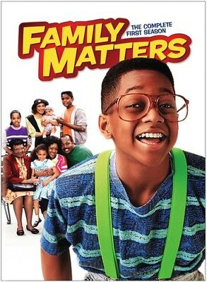 Family Matters: The Complete First Season [New DVD]