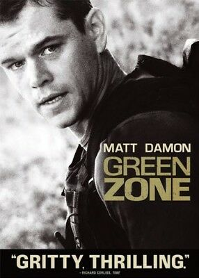 Green Zone [New DVD] Ac-3/Dolby Digital, Dolby, Dubbed, Digital Video Services