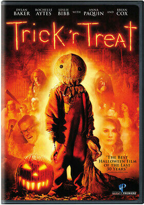 Trick 'r Treat [New DVD] Full Frame, Subtitled, Widescreen, Ac-3/Dolby Digital