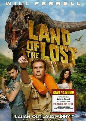 Land of the Lost [New DVD] Ac-3/Dolby Digital, Dolby, Dubbed, Digital Video Se
