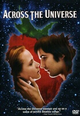 Across the Universe [New DVD] Ac-3/Dolby Digital, Dolby, Dubbed, Subtitled, Wi