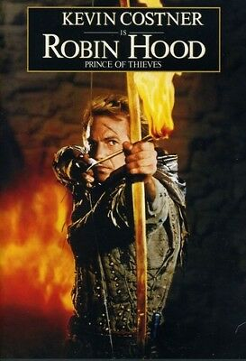 Robin Hood: Prince of Thieves [New DVD] Full Frame, Repackaged, Subtitled, Wid